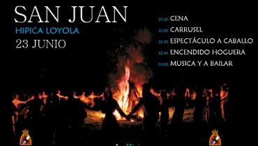 23 JUNIO NOCHE DE SAN JUAN