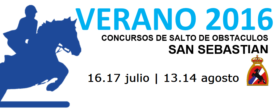 CONCURSO SALTOS JULIO CLASIFICACIONES