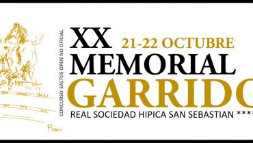ORDENES SALIDA Y CLASIFICACIONES ONLINE XX MEMORIAL GENERAL GARRIDO