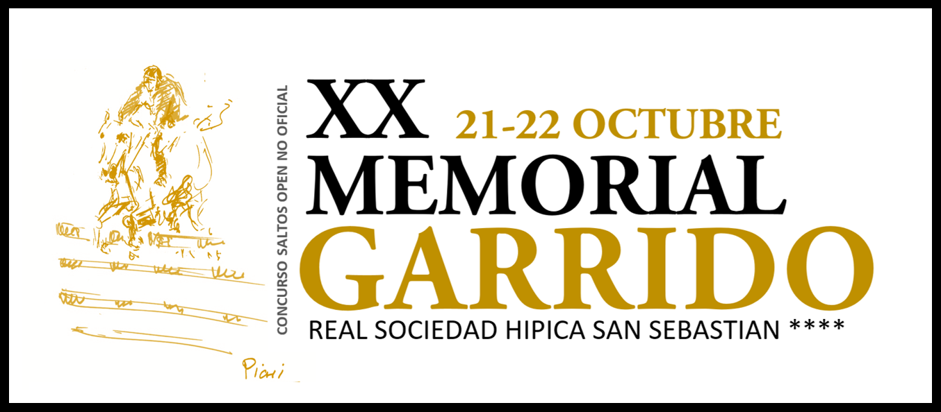 XX MEMORIAL GENERAL GARRIDO 21-22 OCTUBRE