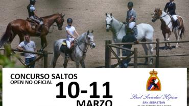 10-11 MARZO CONCURSO SALTOS