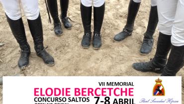 7-8 ABRIL VII MEMORIAL ELODIE BERCETCHE