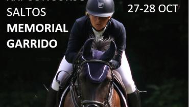 ORDENES Y CLASIFICACIONES ONLINE – XXI.MEMORIAL GARRIDO 27-28 OCT