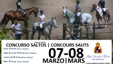 CONCURSO SALTOS 7-8 MARZO