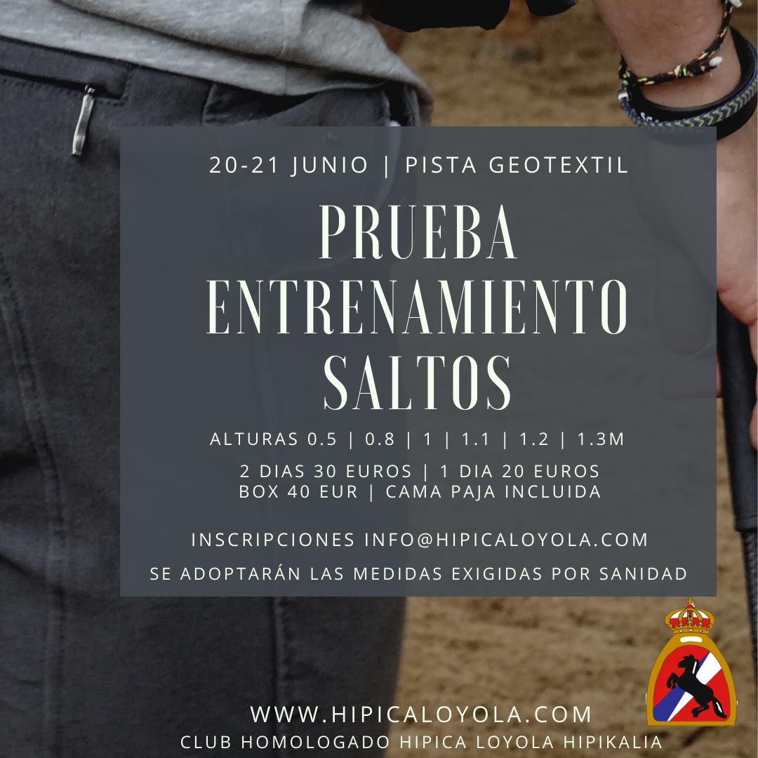 PRUEBA ENTRENAMIENTO SALTOS 20-21 JUNIO