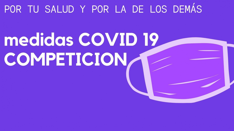 MEDIDAS COVID-19 COMPETICION